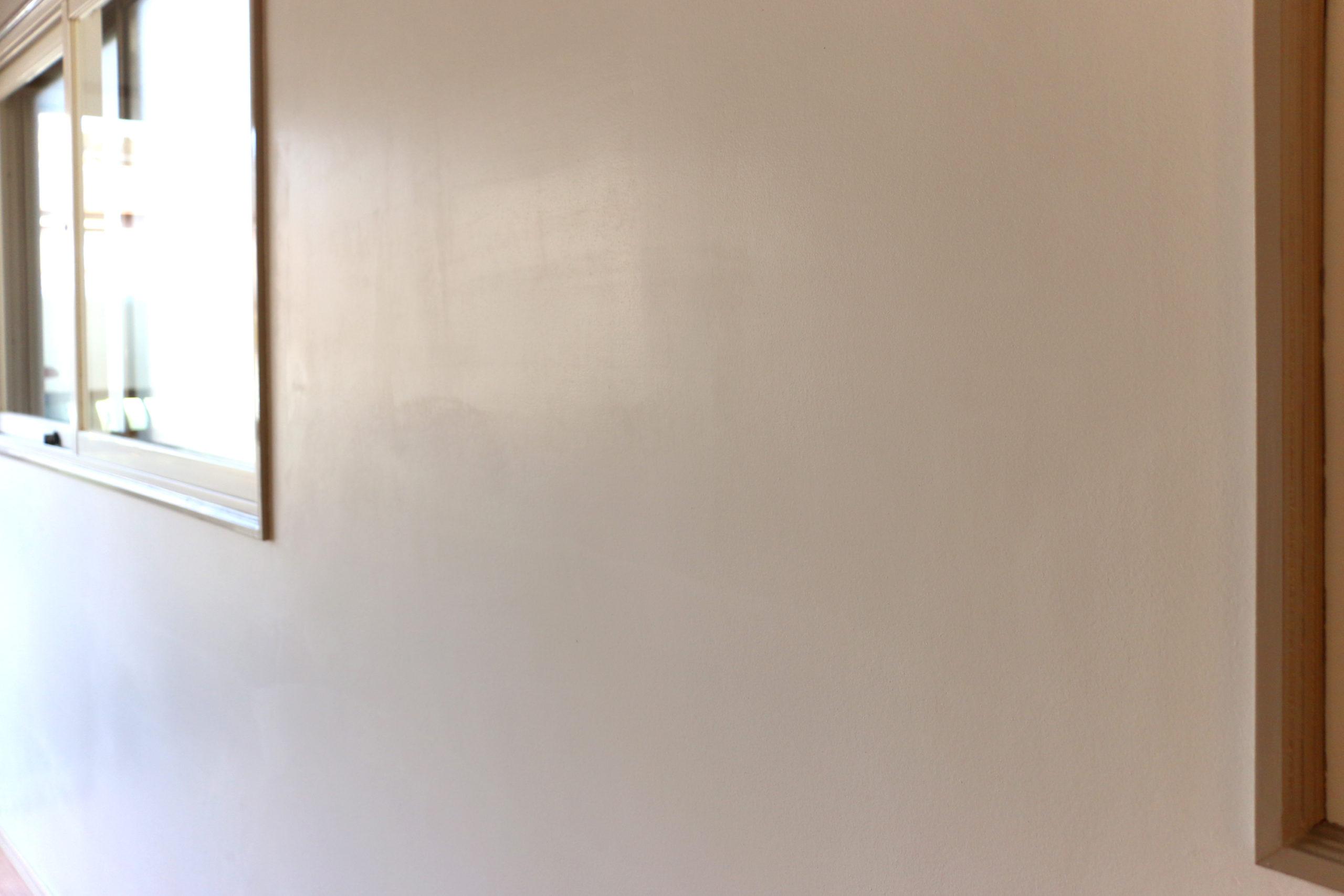 本しっくいの壁