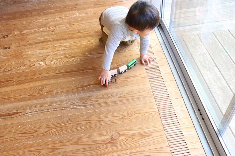 杉の床材のメンテナンスは?